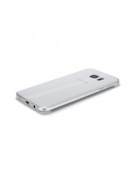 Протектор за Samsung Galaxy S7 Edge, Remax Crystal, TPU, Slim, Прозрачен - 51421