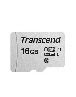 Transcend 16GB microSD UHS-I U3A1 (without adapter