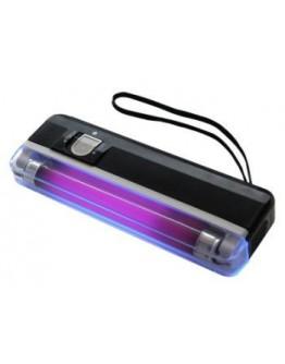 Джобен детектор, за проверка на UV и магнитни защитни елементи на банкноти, подходящ за USD , GBP и EUR банкноти