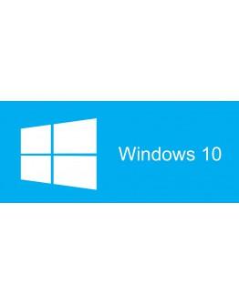 Microsoft Windows Pro 10 32-bit/64-bit Eng Intl US