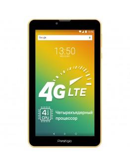 Таблет Prestigio Wize 3437 4G, PMT3437_4G_C_WN_BG, Dual