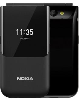 NOKIA 2720 DS FLIP COVER BLACK
