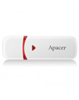 Apacer 32GB AH333 White - USB 2.0 Flash Drive