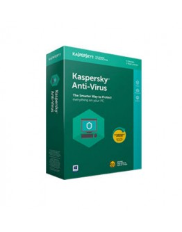 Kaspersky AntiVirus 2020 - 1 Desktop, 1 year renew
