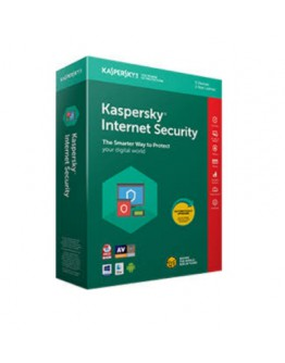 Kaspersky Internet Security 2020 - 1-Device, 1 yea