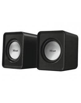 TRUST Leto 2.0 Speaker Set - black