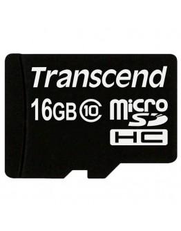 Transcend 16GB micro SDHC (No Box & Adapter, Class