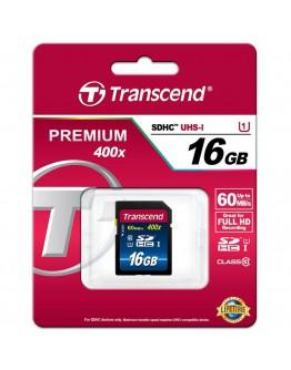 Transcend 16GB SDHC UHS-I Premium (Class 10)