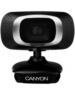 CANYON 720P HD webcam with USB2.0. connector,