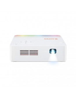 AOPEN Projector PV10, DLP, WVGA (854 x 480), 300Lm