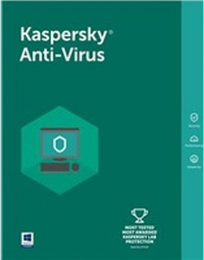 Kaspersky Anti-Virus Eastern Europe Edition. 1-Des