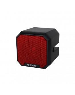 Тонколона Kisonli i-550, 3W, USB, Различни цветове - 22155