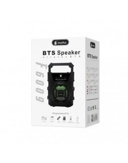 Тонколона One Plus F6009, Bluetooth, USB, SD, FM, AUX, Черен - 22170