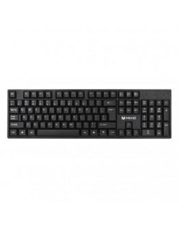 Клавиатура Mixie X7, USB, Черен - 6122