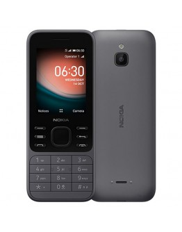 NOKIA 6300 DS CHARCOAL